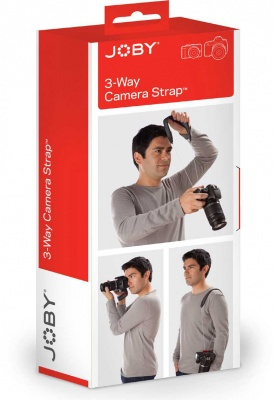 JOBY 3-Way Camera Strap, balení
