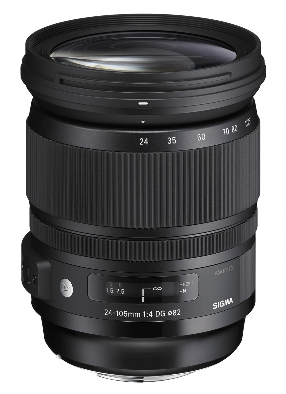 Sigma 24-105mm f/4 DG OS HSM | A Canon + USB DOCK