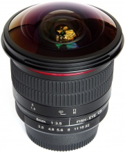 Meike 8mm f/3,5 Fisheye CS MFT