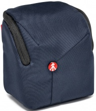 Manfrotto NX Camera Pouch I modré