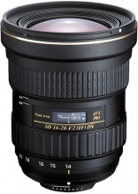 Tokina AT-X 14-20mm F2 Pro DX pro Canon