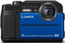 Panasonic Lumix DC-FT7 modrý