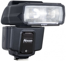 Nissin i600 Sony Interface