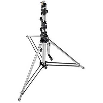 Manfrotto 087NWSH Stativ 3 SCT WIND-UP SHORT