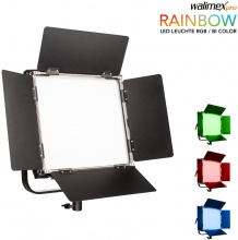 Walimex pro Rainbow LED RGB Square Lamp 50W