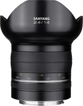 Samyang XP Premium MF 14mm F2,4 pro Sony E