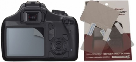 easyCover Screen Protector Canon EOS 5D MARK II
