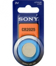 Sony baterie CR2025B 1A - 1ks