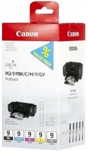 Canon cartridge PGI-9 PBK/C/M/Y/GY Multi Pack