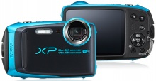 Fuji FinePix XP120 sky blue