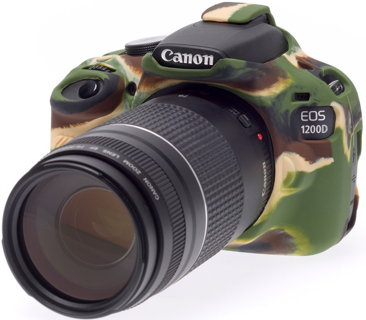 easyCover Canon EOS 1200D, camuflage