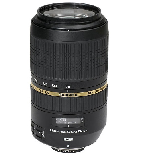 Tamron SP AF 70-300mm f/4-5,6 Di USD (A005S) pro Sony