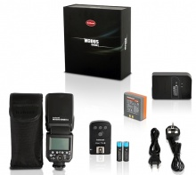 Hähnel MODUS 600RT Wireless Kit obsah balení