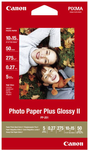 Canon PP-201 275g/A4/20ks/Photo Paper Plus Glossy