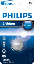 Philips baterie CR1616 - 1ks