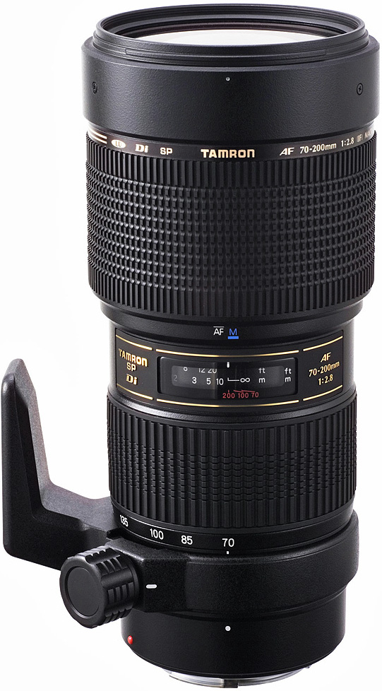 Tamron AF 70-200mm f/2,8 Di LD (IF) (A001E) pro Canon