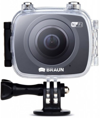 Braun Champion 360