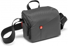 Manfrotto NX Camera Shoulder Bag I šedá