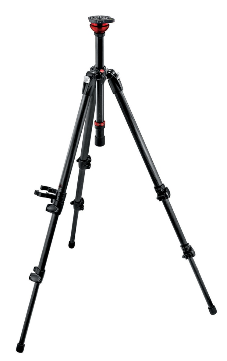 Manfrotto 756CX3 VIDEO stativ karbonový
