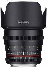 Samyang 50mm T1,5 VDSLR AS UMC MFT