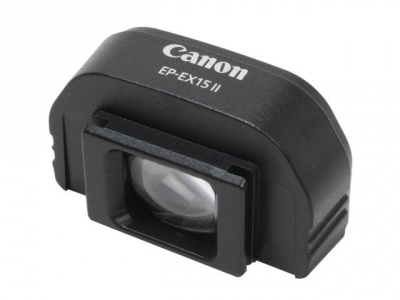 Canon EP-EX15 II jiný pohled