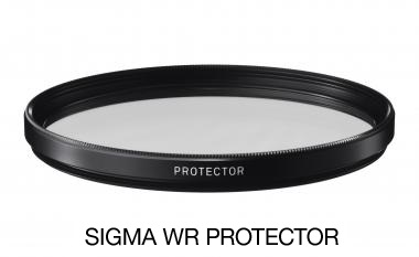 Sigma filtr Protector 52mm WR