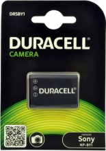 Duracell DRSBY1, Sony NP-BY1, 3.7V, 620 mAh