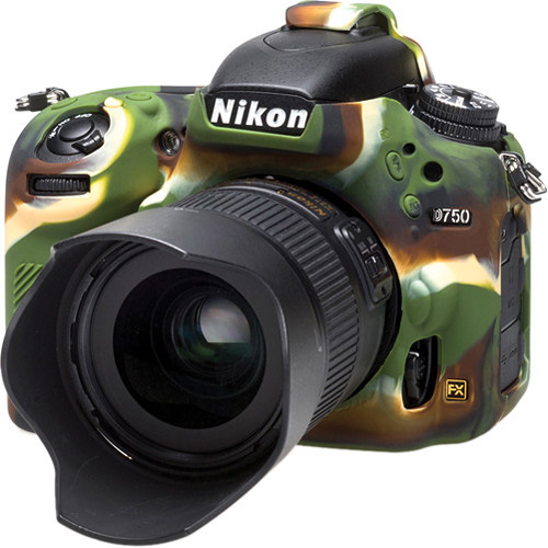 easyCover Nikon D750 camuflage