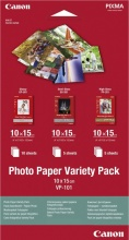 Canon Photo Paper Variety Pack 10x15 (GP PP SG) po 5 listech