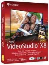 Corel VideoStudio Pro Maintenance (1 rok) (1-4)