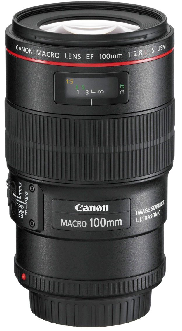 Canon EF 100mm f/2,8 L MACRO IS USM