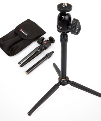 Manfrotto MA 209 + MA 492 LONG Table Top