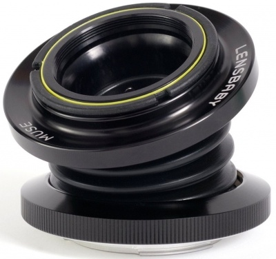 Lensbaby LBM2P Muse 2 Glass Pentax K
