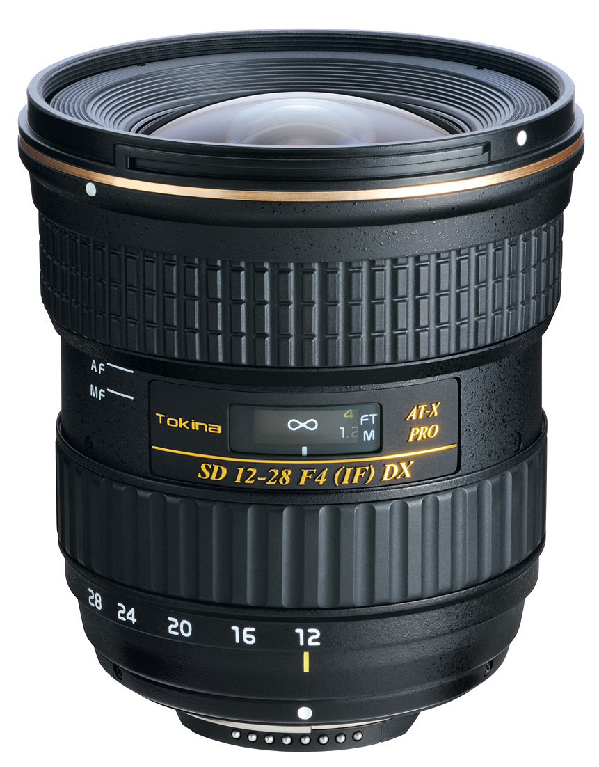 Tokina AT-X 12-28mm f/4 Pro DX Canon