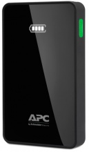APC Mobile Power Pack, 10.000mAh Li-polymer, černý
