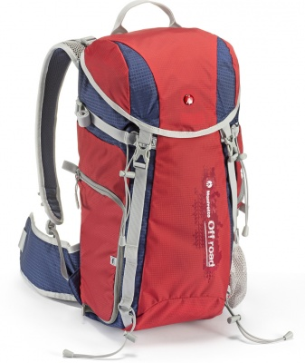 Manfrotto Off road HIKER 20L RED