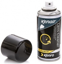 Kenro Kenair Lens Cleaner Spray, 150ml