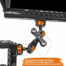 Walimex pro Mini Magic Arm Premium, detail 6