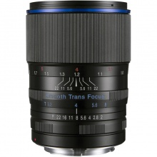 Laowa 105mm f/2 Smooth Trans Focus Lens pro Nikon