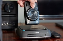 Canon Connect Station CS100  v akci
